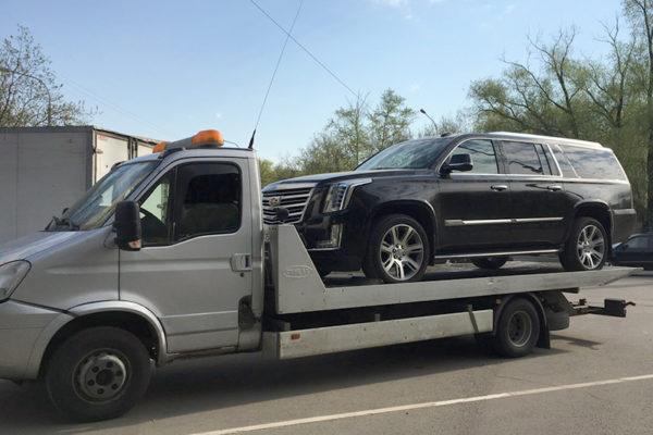 autospas perevozka Сadillac-1