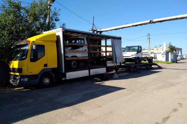 autospas dostavka kritim avtovozom microavtobusov