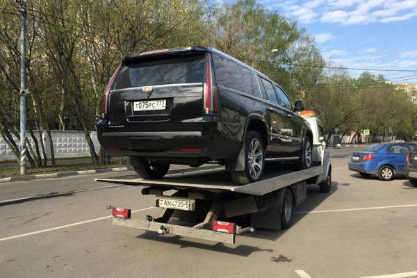 autospas perevozka Сadillac-4